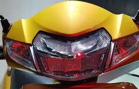 New 2018 Honda Activa 5G Head lamp with drl light