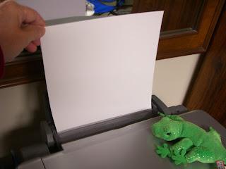 Transfer Artist Paper