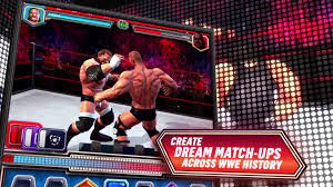 WWE Champions Mod Apk Terbaru v0.131 (High Damage + Health Point)