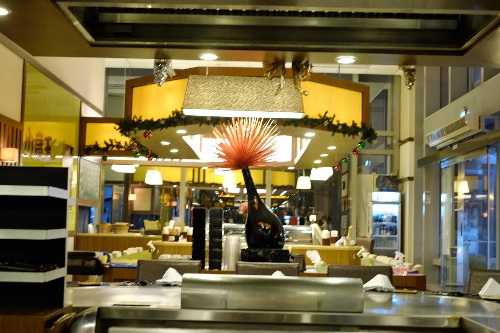一次吃到鐵板燒與壽司 高樂餐飲 - 臺北 南港 - 我啥都不知道