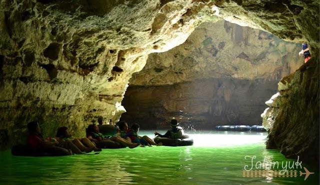 tempat wisata jogja gua pindul