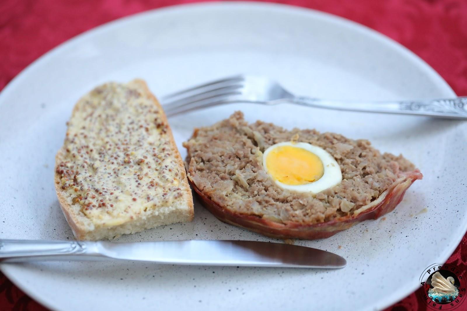 Pain de viande anglais