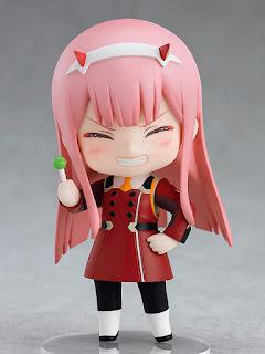 "Nendoroid Zero Two de ""Darling in the FranXX"" - Good Smile Company"