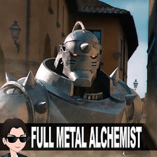 A Warner divulgou novo teaser do filme live-action de Fullmetal Alchemist