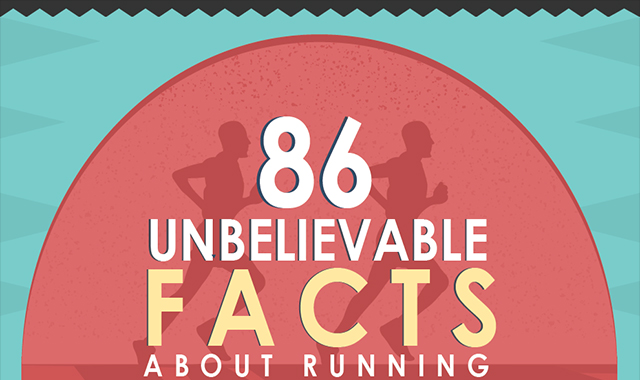 86 Unbelievable Facts About Running
