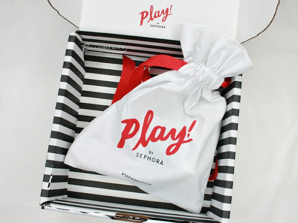 Unboxing: Sephora Play July 2018