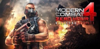 Modern Combat 4 Zero Hour Free Download Apk
