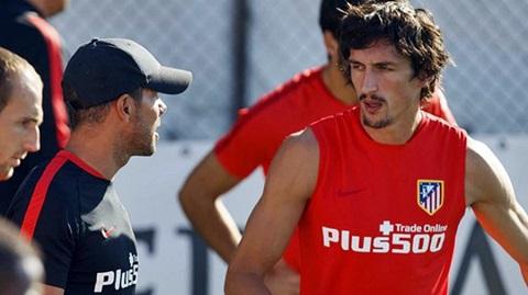 Stefan Savic là sự bổ sung cần thiết Atletico