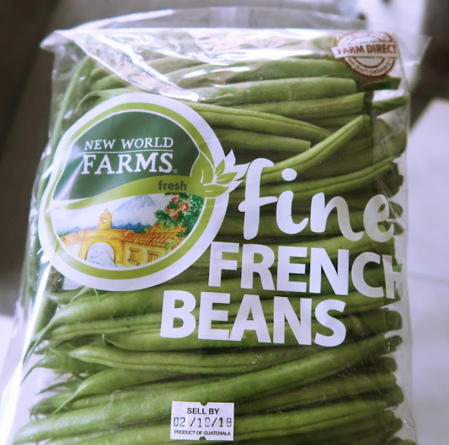 New World Farms Fine French Beans