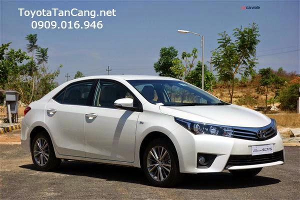 toyota corolla altis 2015 toyota tan cang 3 - Trải nghiệm Toyota Corolla Altis 2015: Tin cậy đến từng chi tiết - Muaxegiatot.vn