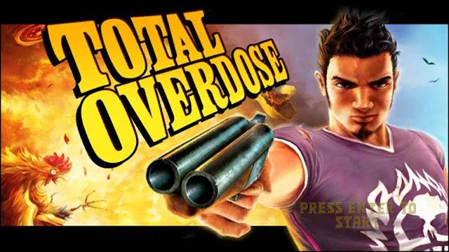 تحميل لعبة الاكشن جاتا المكسكية لعبة Total Overdose كاملة برابط واحد مباشر مضغوطة بحجم صغير من ميديا فاير