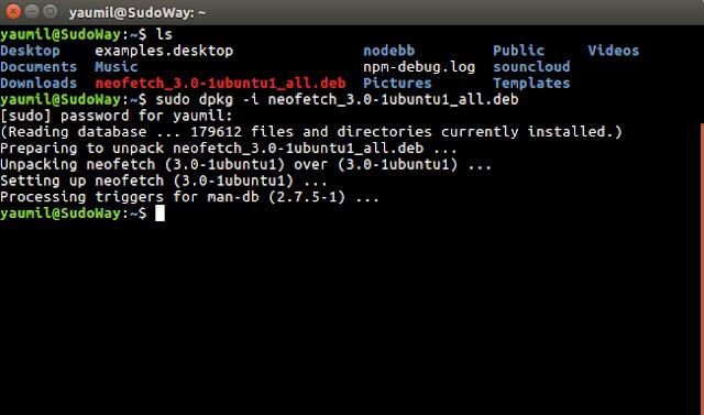 Lihat Informasi Sistem dan Hardware di Ubuntu