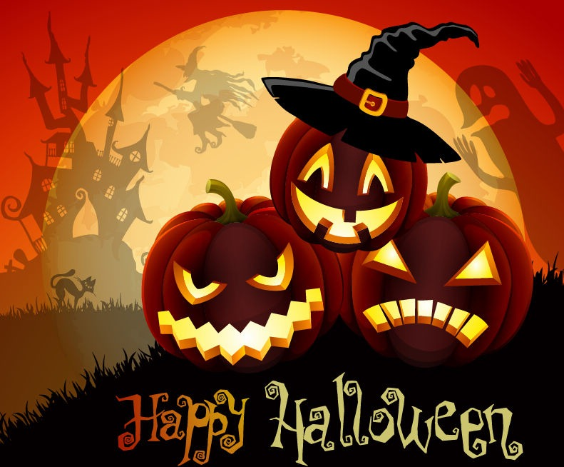Halloween events week October 23rd-26th - Marty Martin Karate