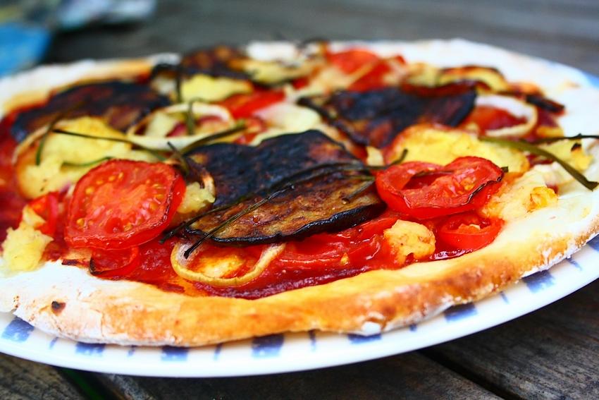 Pizza Ilman Juustoa