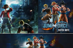 Fakta Menarik Game Jump Force, Segera Dirilis !
