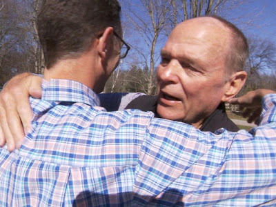 Father Meets His Biological Son First Time In 50 Years After DNA Test Confirmation