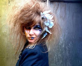 Как стать монстром? Грим и макияж на Хэллоуин