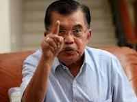 Jusuf Kalla: Pemimpin Yang Ingkar Akad Jangan Dipilih Lagi! Siapa Pak Yang Ingkar Janji?