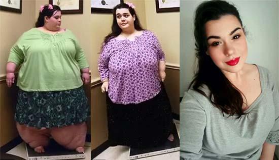 Transformasi 7 Pria Obesitas yang Sukses Diet Ini Bikin Takjub