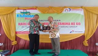 Pertamina Akan Bangun Terminal BBM di Kotabaru