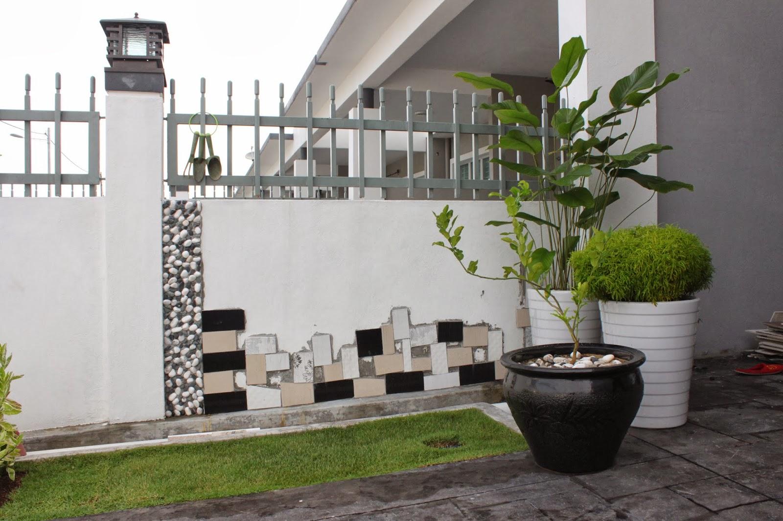 Hiasan Luar Rumah Teres Desainrumahid com