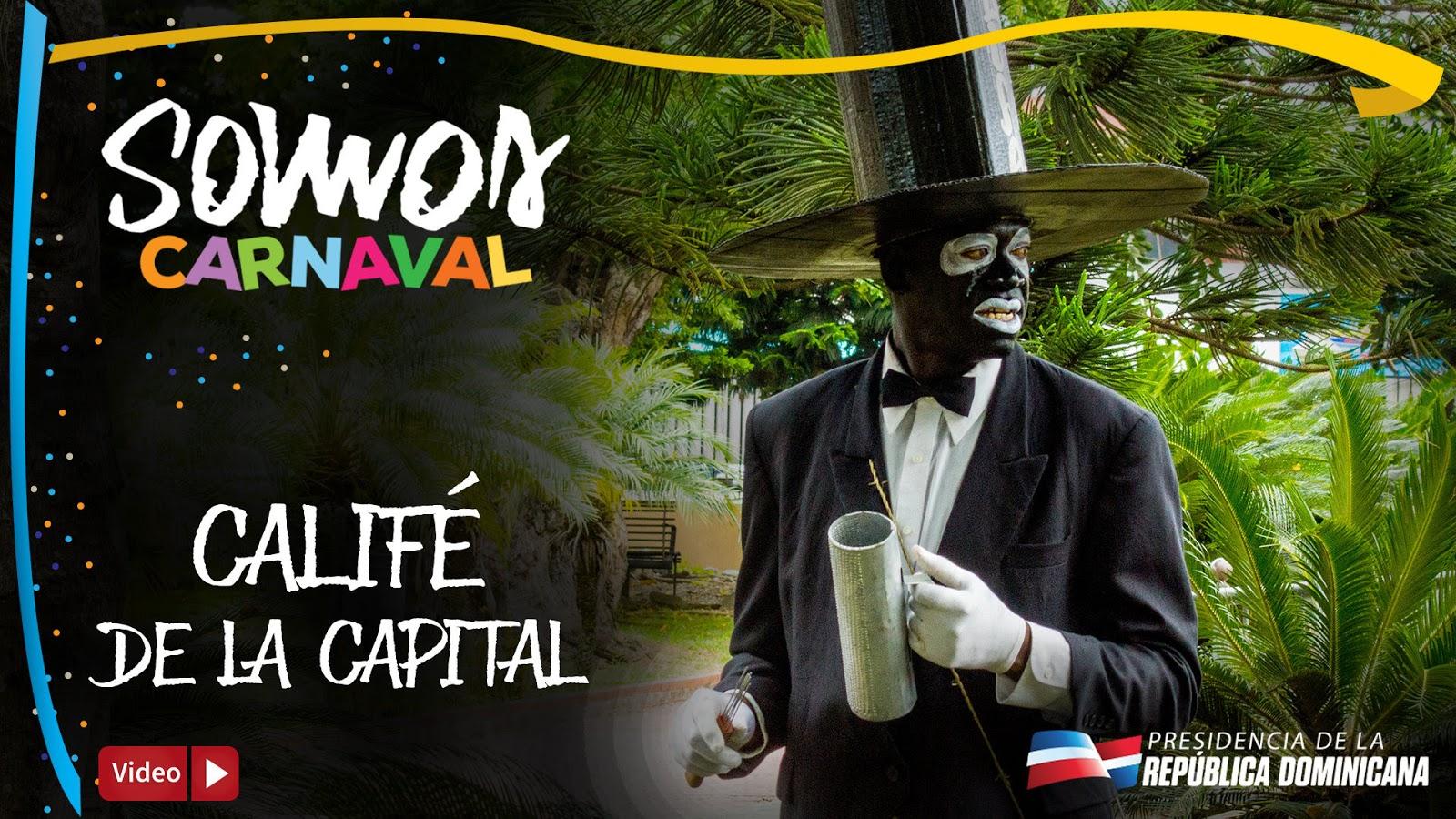 VIDEO: Califé de La Capital. Somos carnaval