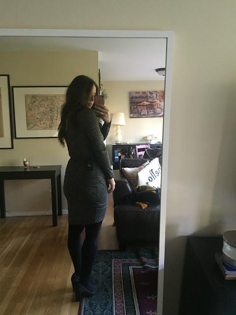 Theron Dress, Event Dress, Stitch Fix, Unboxing, Work Dress, Kardashian Dress, Booty, Tight