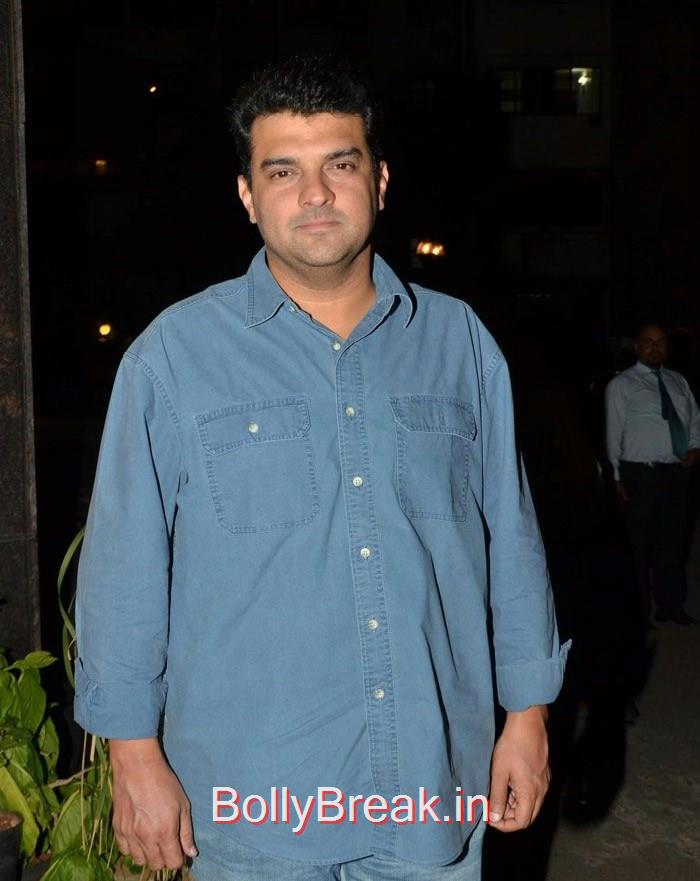Siddharth Roy Kapur, Imran, Vidya & Celevs at Sculptors Show in Mumbai