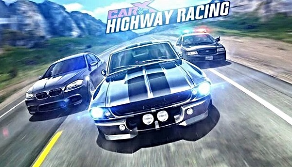 Download CarX Highway Racing Mod Apk Lots of Money