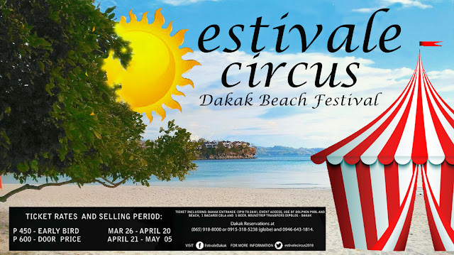 Estivale-Circus-Dakak-Beach-Party-2018