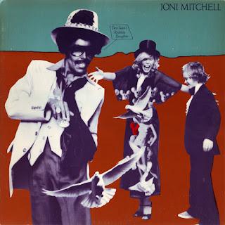 Joni Mitchell, Don Juan's Reckless Daughter