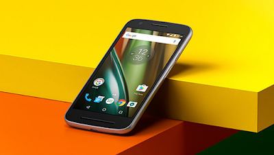 How to Settings Moto E3 Power