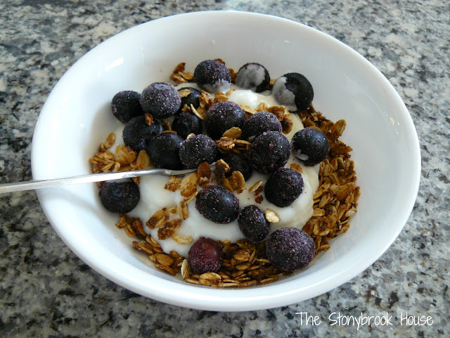 Heathy Amazing Granola Recipe