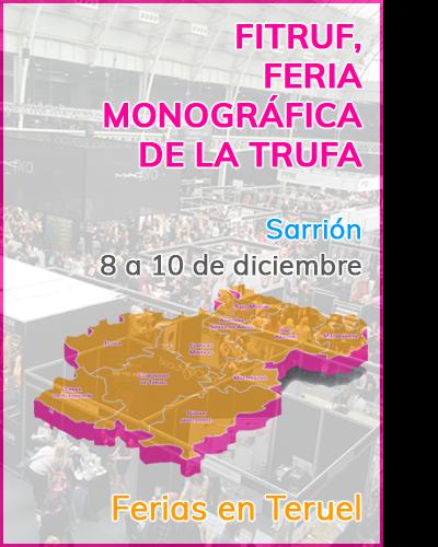 Fitruf, Feria monográfica de la Trufa