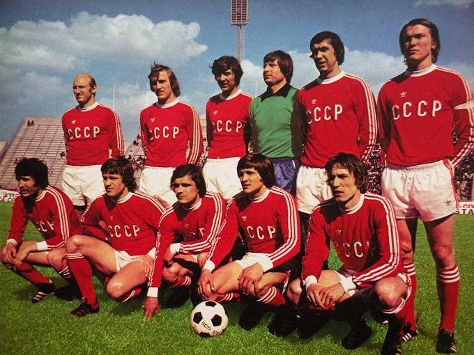 URSS 1977.
