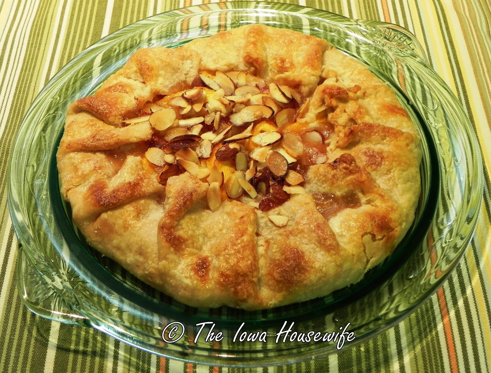 The Iowa Housewife Make It Yourself Lard Pie Crust