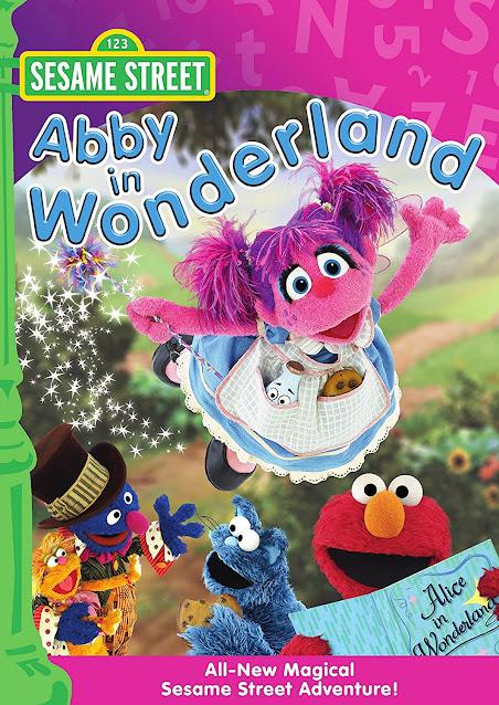 Sesame Street's Abby Cadabby Gift Set