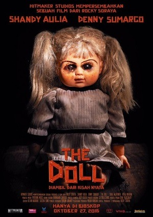 Filme The Doll - Legendado 2016 Torrent Download