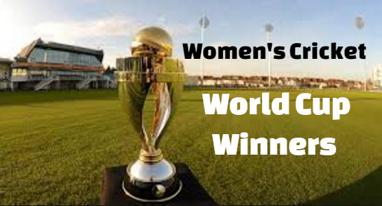 icc, women's cricket, world cup, wc, finals, winners, champions, list.