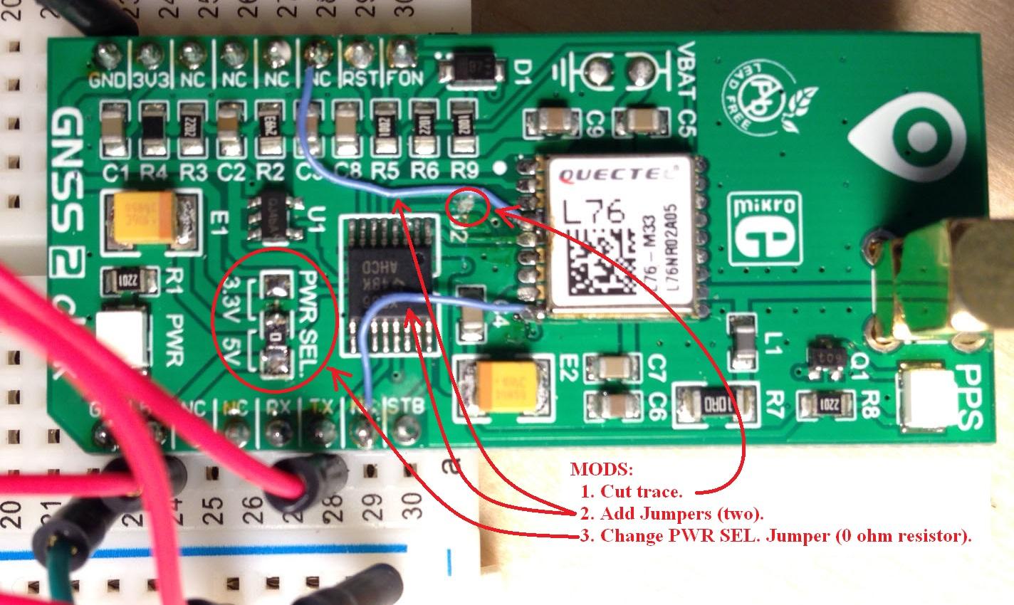 K6JCA: An Arduino-based GPS Disciplined Oscillator