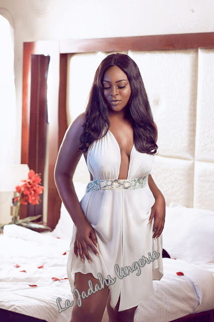 La Jadah?s Lingerie unveils it?s first collection