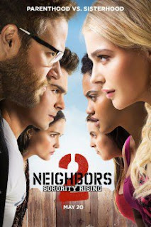 Neighbors 2: Sorority Rising (2016) BluRay 720p