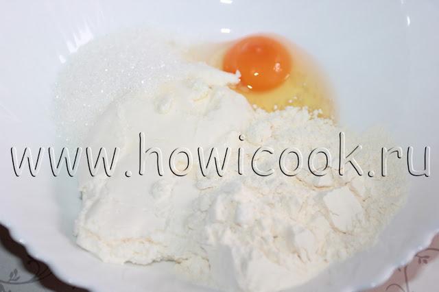 рецепт сырников с шоколадной начинкой с пошаговыми фото
