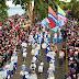 Miles de familias celebraron el carnaval en Quilmes