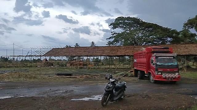 H-7 Festival Lagaligo, Dua Stand Kecamatan Belum Berdiri