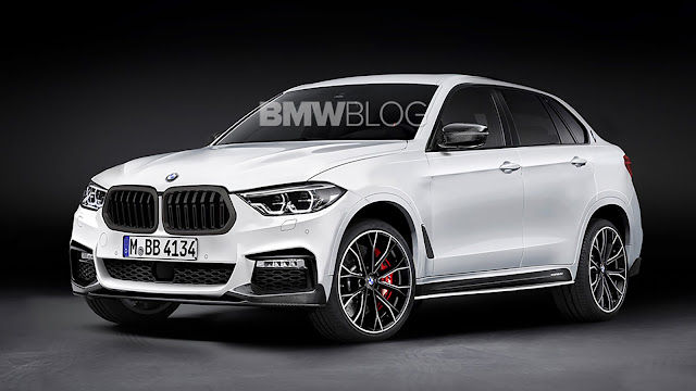 BMW X8 Currently Being Considered