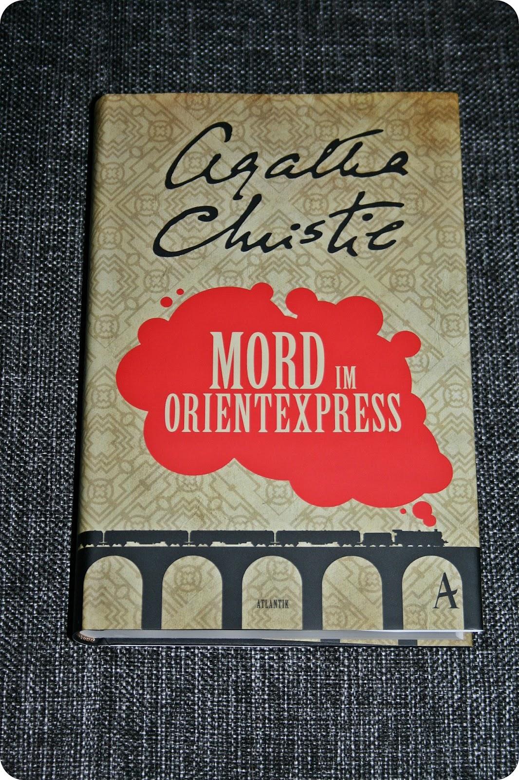 Mord Im Orientexpress Buch
