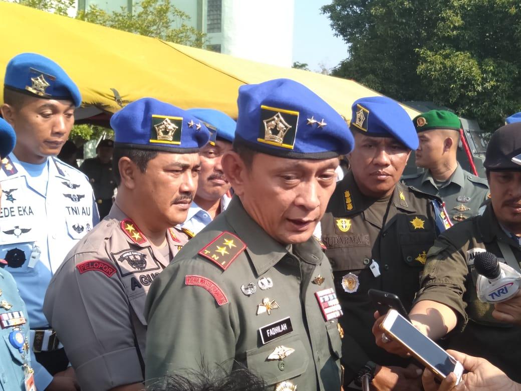 Pangdam I/BB Mayjen TNI MS Fadhillah
