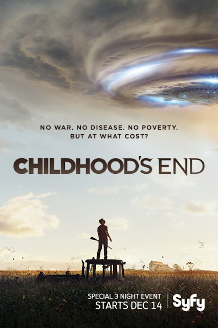 Childhood's End (2015-) ταινιες online seires oipeirates greek subs