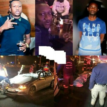 Two Nigerians Die While Returning From A Nightclub In SA